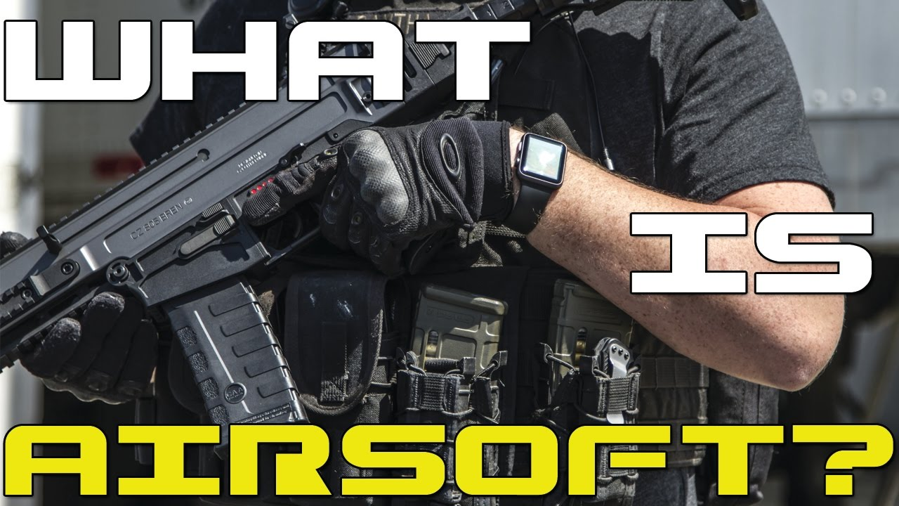 What is airsoft