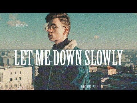 Alec Benjamin - Let Me Down Slowly (ft. Alessia Cara) | Denis Kalytovskyi cover