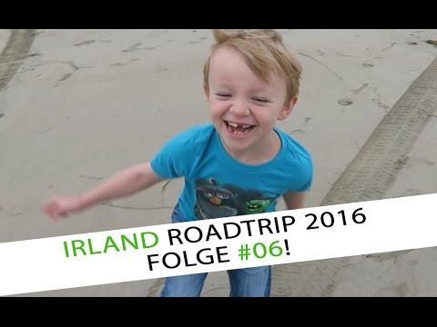 IRLAND ROADTRIP 2016 | #06 - Banna Strand & Carrigafoyle Castle | Sabrina Andexer
