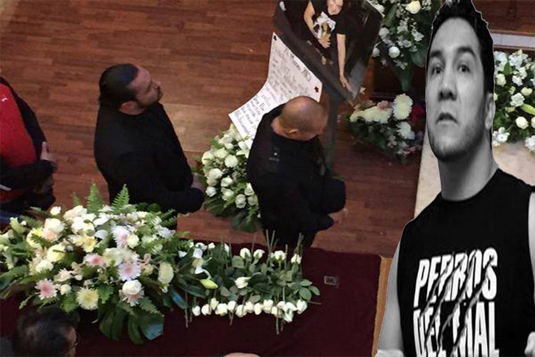 Perro Aguayo Jr Funeral