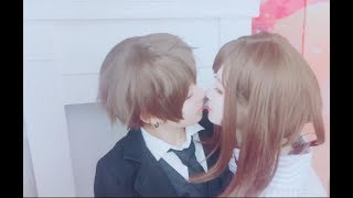 【Lesbian diary 4】SHOCK!!!COSPLAY