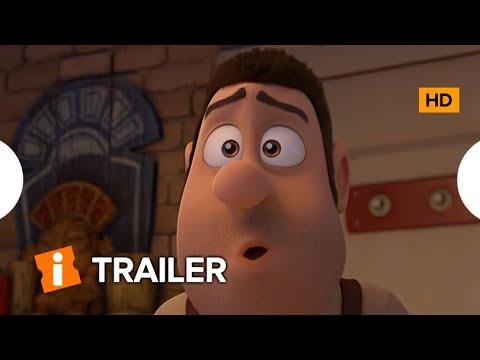As Aventuras de Tadeo 2  - O Segredo do Rei Midas   Trailer Dublado