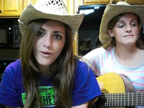 Sandy's Texas Song (I Wanna Go Home) covered by Brooke & Breanna