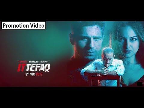 Ittefaq (इत्तेफाक) Bollywood Full Movie Promotion Video | Shahrukh Khan, Karan Johar, Sonakshi Sinha