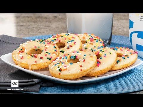 birthday-cake-protein-donuts