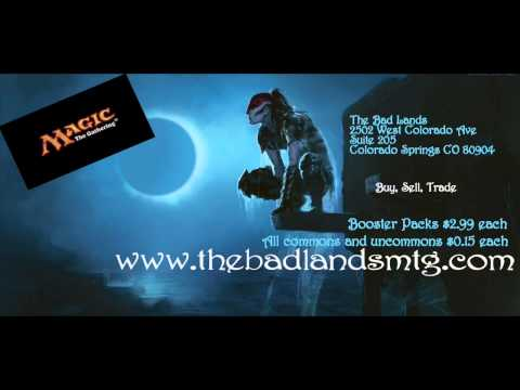 www.thebadlandsmtg.com Colorado Springs # 1 Magic The Gathering game Store!