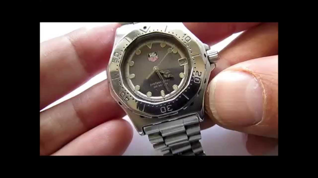 Tag Heuer 3000 Series Professional 932.213