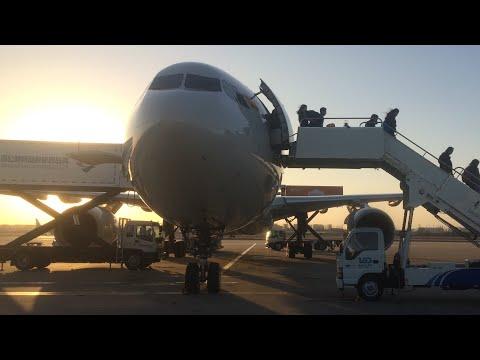 Hainan Airlines Airbus A330-200 Economy Beijing to Calgary (PEK-YYC)