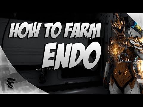 Warframe: How to farm Endo