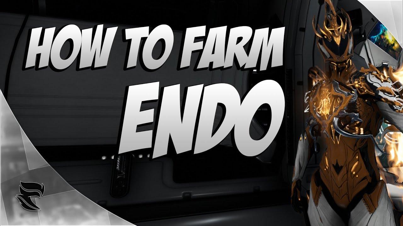 warframe how to get endo