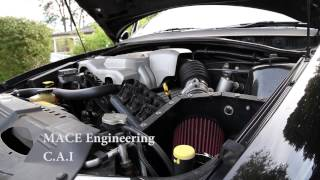 Holden V6 Mace Cai Before And After