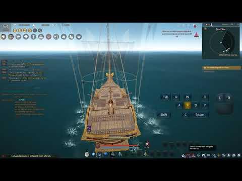 Bdo How to cam lock for sailing - Sea Monster Hunt - Black Desert Online