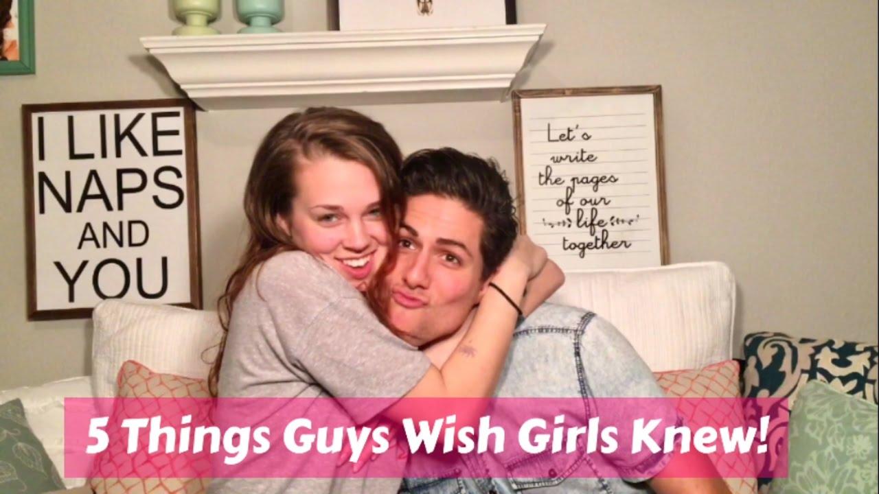 Download 5 Things Guys Wish Girls Knew!