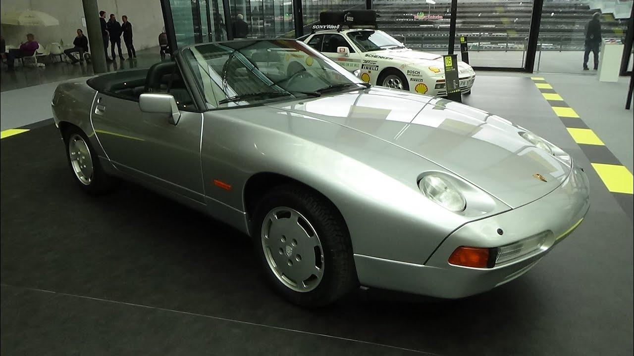 2020 Porsche 928Concept Speed Test