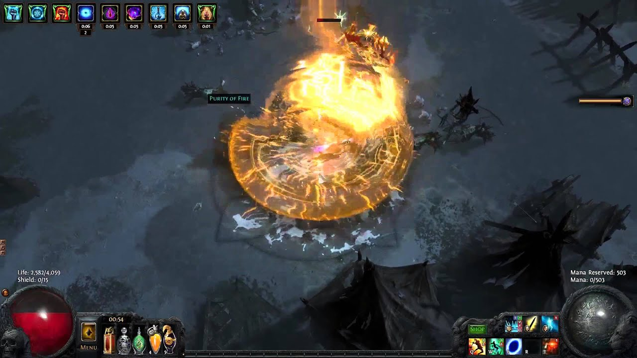 path of exile 2 0 3 act4 the dried lake boss unique item farming