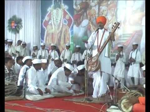 Shree Jagannath Maharaj Patil - वाणीभूषण जगन्नाथ महाराज पाटील - देवळाली प्रवरा कीर्तनमहोत्सव - 2013