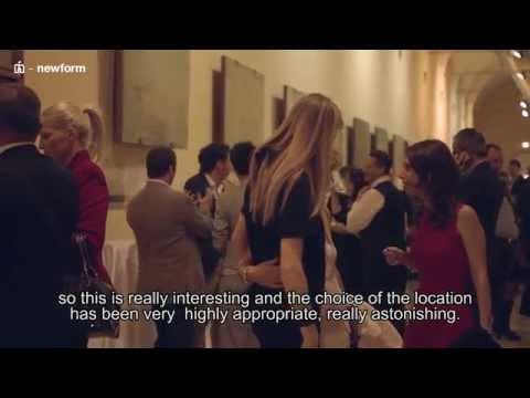 NEWFORM - NIGHT AT THE MUSEUM (Milan Design Week 2014)