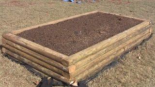 Building A Raised Bed Garden - Family Plot
