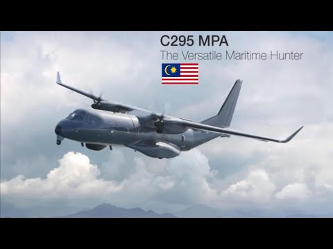 Airbus Offers Maritime Patrol Aircraft C295MPA to Malaysia!