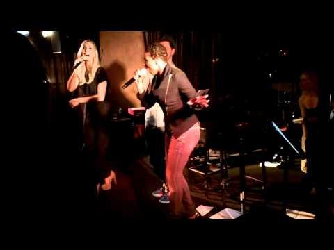 Adlicious Acoustic playing  a piece of Ai Se Eu Te Pego/Mas Que Nada