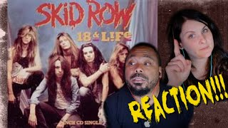 SKID ROW 18 And Life Reaction!!! thumbnail