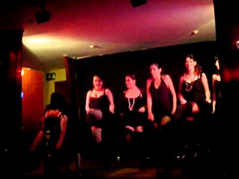 Can-Can (Cabaret Desire. KathArsis TheAtre)