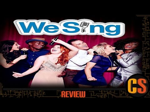 WE SING  - PS4 REVIEW
