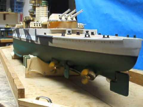 Corazzata roma modello navigante scala 1 100 leandro - Modelli di scale ...