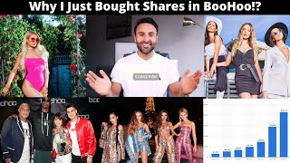 Should you buy Shares in BooHoo? (Stock Analysis)