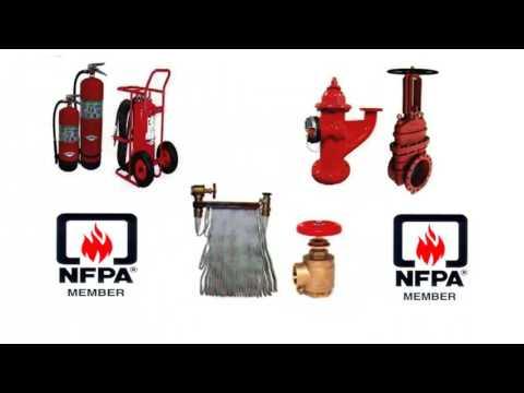 Protección contra incendio  Máximo Supply Corp