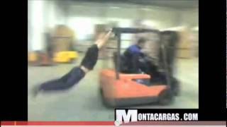 fork lift accidents