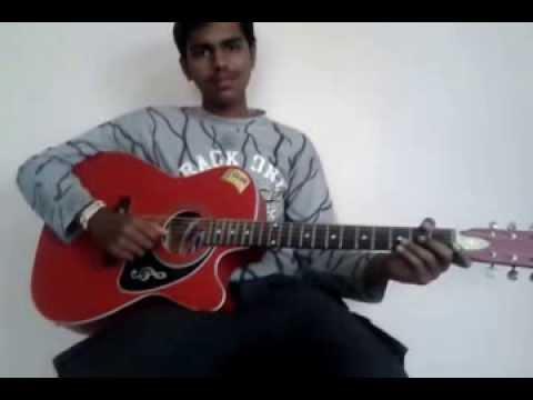 Kannazhaga song in guitar