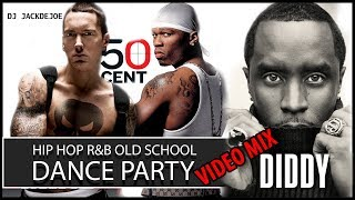 Download Hip Hop/ R&B Old School Dance Party  Mix Best Old School Hip Hop Rap & RnB 2000s Throwback #3 MP3 song and Music Video