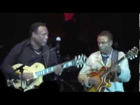 George Benson, Norman Brown & Bobby Lyle Special Guest
