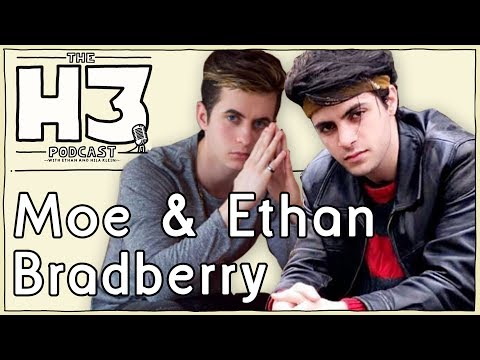 H3 Podcast #32 - Moe & Ethan Bradberry