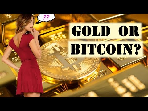 Gold Or Bitcoin? Which One To Buy?