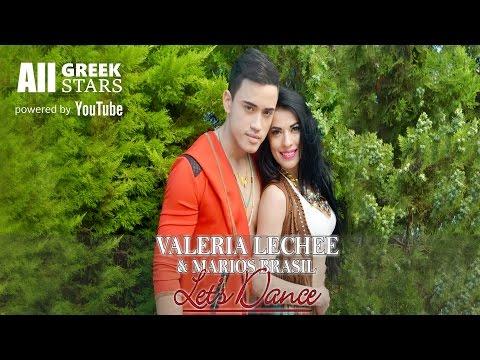 Valeria Lechee / Marios Brasil - Let s Dance