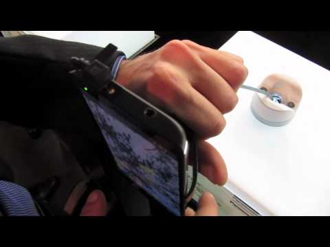 Panasonic Eluga Power hands-on anteprima [MWC 2012]