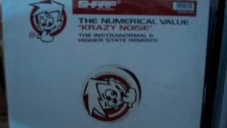 the numerical value-krazy noise (original mix)sharp recordings 1994