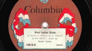 West Indies Blues [10 inch] - Clara Smith