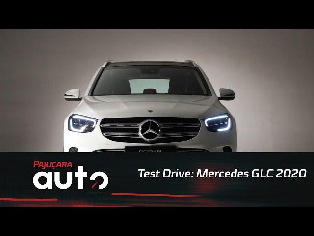 Test Drive: Mercedes GLC 2020