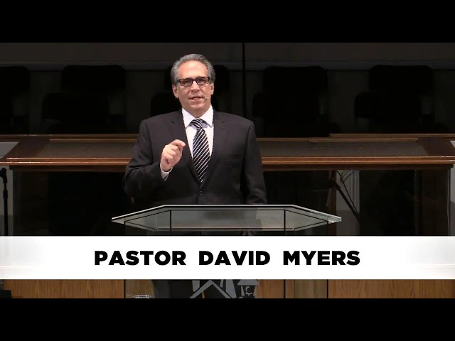 09/16/2020 | Preparing for God's Favor | Pastor David Myers