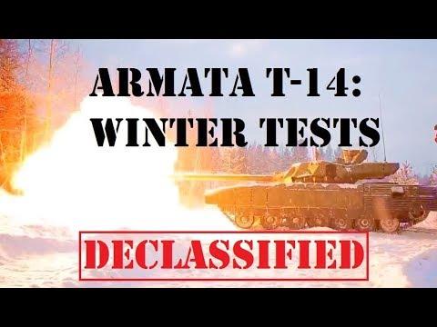 TANK ARMATA T-14: