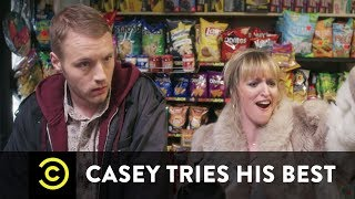 Pay It Forward - Casey Tries His Best