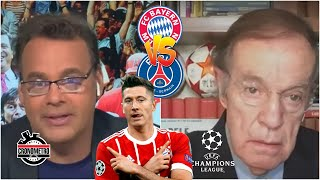 CHAMPIONS. Sin ROBERT LEWANDOWSKI, ¿BAYERN MUNICH perderá favoritismo ante el PSG? | Cronómetro