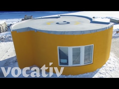 Thumbnail: 3D Printed House Took 24 Hours To Build