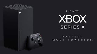 Xbox Series X - Official 4K Trailer (2020)