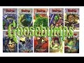 Unwrapping Goosebumps Horrorland (1-10 Book Set)
