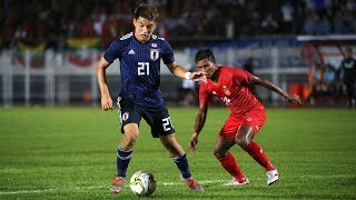 MD2 Group G Asian Qualifiers : Myanmar 0 - 2 Japan