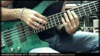 Giorgio Terenziani - Understand my Fight - Bass Solo - Standard&Slow Version